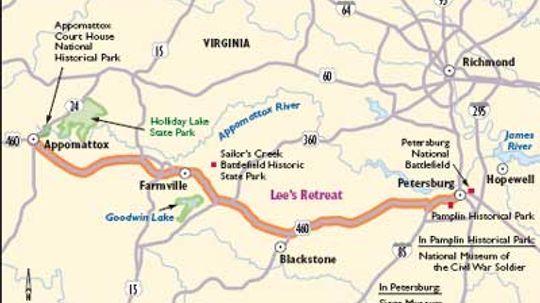 Virginia Scenic Drives: Lee's Retreat