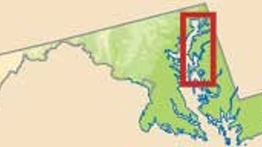 Maryland Scenic Drives: Chesepeake Country Scenic Byway
