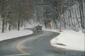 Canalway Ohio scenic byway is a lovely drive during all seasons.