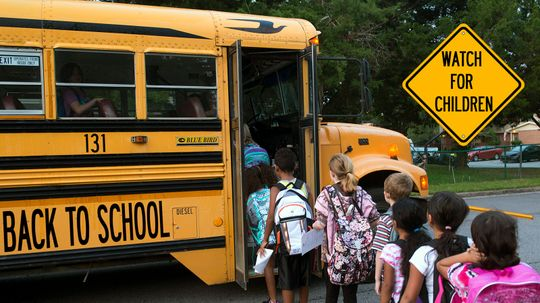 Why Aren't Seat Belts Required on All School Buses?