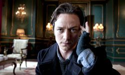 Comic book telepath Charles Xavier (James McAvoy) gets all up in your mind with his psychic powers. Is this no longer fantasy?