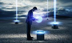 Quantum teleportation is the future of computing.