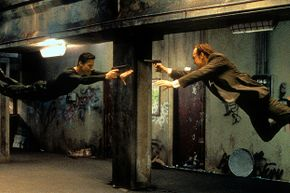 """Perhaps the things and people in our lives are merely illusions, much like """"The Matrix."""""""