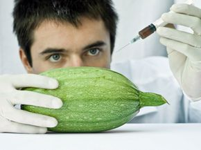 Has your food been through the scientific method? See more pictures of vegetables.