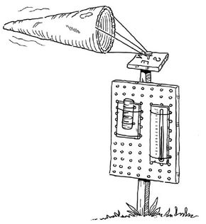 Build a Weather Station with your kids so that you can measure trends and make predictions.