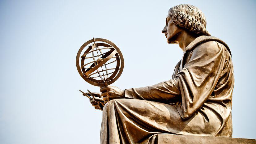 Statue of Copernicus