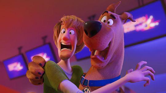 Zoinks, It's a Scooby-Doo Quiz!
