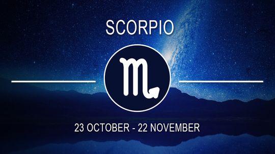 Scorpio Personality: October 23 - November 21