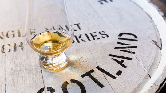 What Makes a Whiskey Scotch Whisky?