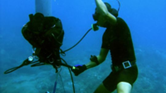 What if my scuba diving equipment failed?