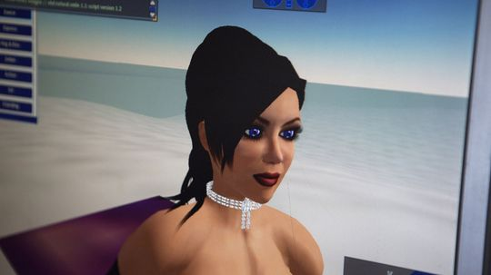 How Second Life Works