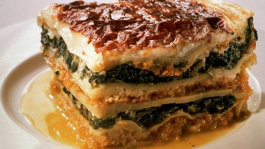 Is there a secret to great lasagna?