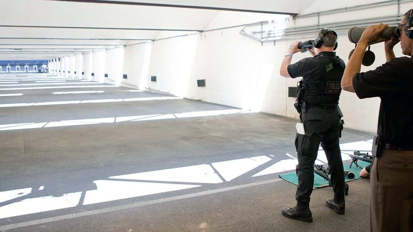 secret service agents training