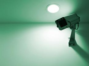 Security cameras can give anxious homeowners some more peace of mind once they've left their homes.