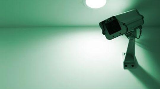 How Security Cameras Work