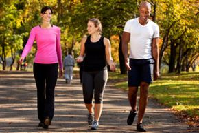 Regular exercise and spending time being social both help stave off bouts of seasonal depression.