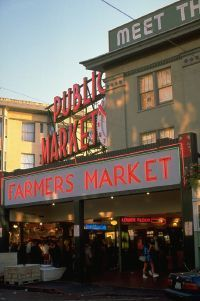 Be sure to head to the harbor during your visit so that you can see the famous Pike Place Market. See more pictures of beautiful cities.
