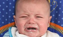 If meal time is not a happy time for baby, it may be due to heartburn.