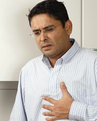 Heartburn or heart attack? Don't wait around to find out.