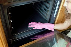 Do you know how to remove oven stains?