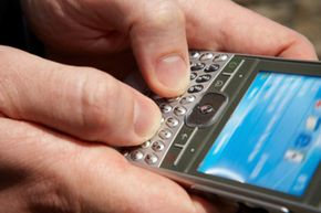 Text messaging has replaced talking on the phone for some users.
