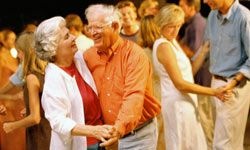 A study found that difficult dance steps can increase your brain function.