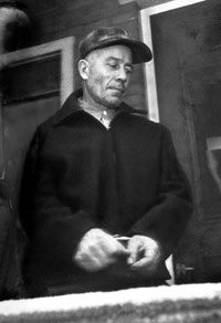 """Ed Gein, the inspiration for the Buffalo Bill character in """"The Silence of the Lambs"""""""