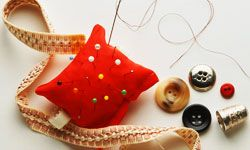 Mending and altering clothes is simpler than you might think.