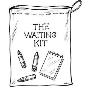 Waiting Room Kit sewing craft
