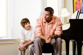 Kids with parents who are willing to talk frankly about sex are more likely to develop a healthy sexual attitude.