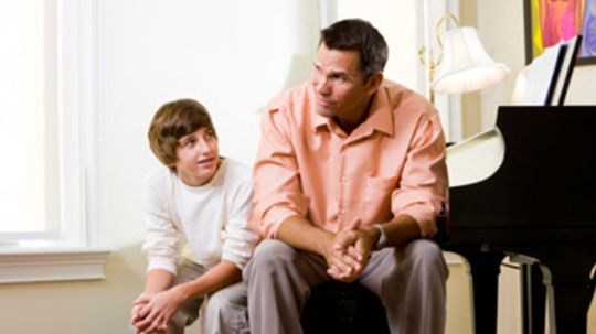 Sex Education and Kids: Giving Your Kids a Good Talkin'-to