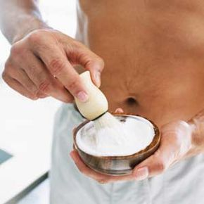 Stubble may appear on your chest in as little as a day after shaving. See more pictures of personal hygiene practices.