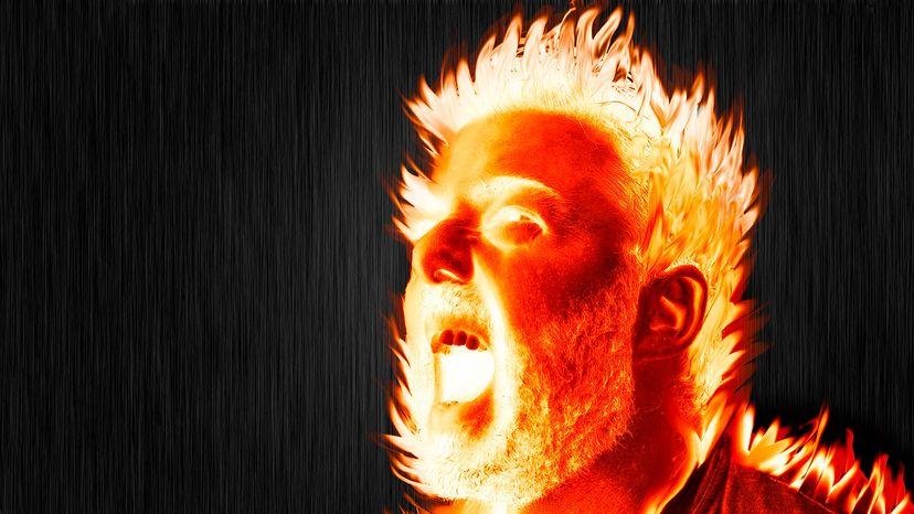 fire head