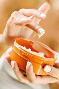 Getting Beautiful Skin Image Gallery Shea butter, a natural fat, is a common ingredient in many moisturizers and scar creams. See more pictures of ways to get beautiful skin.