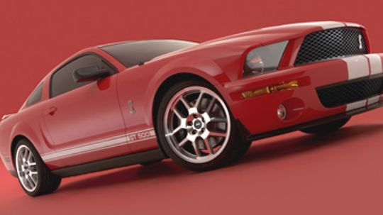 How the Ford Shelby Mustang GT500 Works
