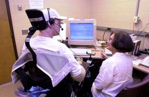 Astounding technological strides have helped people who have limited mobility or neurological deficits take greater control of their lives and their environment. By customizing wheelchairs, seating systems, electronic equipment and computer-assisted technology, assistive technology professionals help individuals achieve maximum independence. These technological solutions can range from off-the-shelf universal remote controls and voice-recognition software to specially equipped computers, wheelchairs or vans.