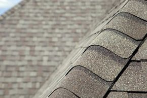 Asphalt shingles tend to absorb a lot of heat, which often seeps into the structure below.