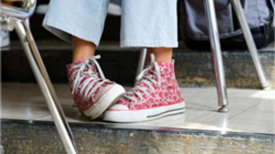 5 Popular Styles of Back-to-school Shoes for Girls