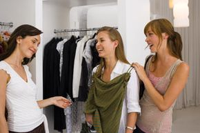 Is a day of shopping with the girls your idea of heaven or hell?