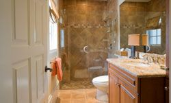 Use vinegar to make your shower door's glass crystal clear.