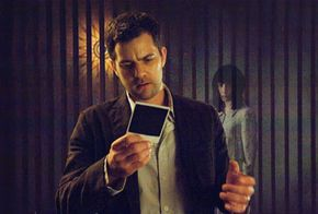 """In """"Shutter,"""" Joshua Jackson plays Ben, a professional photographer who discovers disturbing, ghostly images in photographs he develops after a tragic accident."""