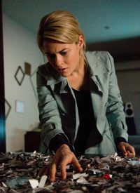 Jane (Rachael Taylor) makes a shocking discovery.