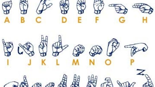 How Sign Language Works