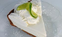 The limes from Key West, Fla., make this sweet treat a little bit tart.