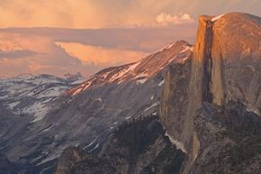 Yosemite inspired the Sierra Club's founder to form the conservation organization. See more national parks pictures.