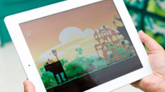 10 Noise-free iPad Games