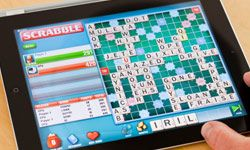 """""""Scrabble"""" for iPad keeps your mind nimble and the noise level down."""