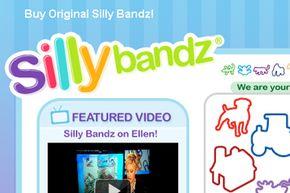 Silly Bandz hit it big in 2010.