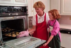 Kids at home alone need simple cooking tasks that don't involve the stove. See more kid friendly recipes pictures.
