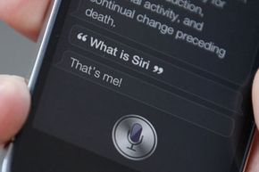 Siri's not without a sense of humor.